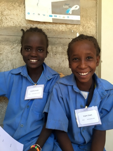 The beautiful and joyful children of Sintaro